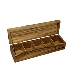 Fox Run Craftsmen® Townhouse Tea Box