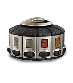 Fox Run Craftsmen Select-a-Spice Auto Measure Carousel