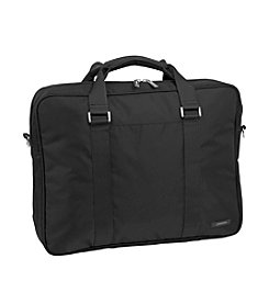 J World Laptop Briefcase With Extra Compartment for 15