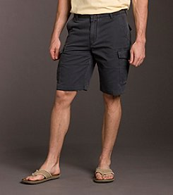 Timberland® Men's Twill Cargo Shorts