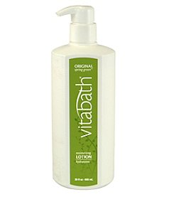 Vitabath® Original Spring Green Moisturizing Lotion 20-oz.
