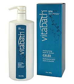 Vitabath® Spa Skin Therapy Moisturizing Bath & Shower Gelee 32-oz.