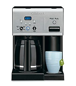 Cuisinart® 12-Cup Programmable Coffeemaker with Hot Water System + FREE Coffee Grinder see offer details