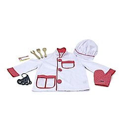 Melissa & Doug® Chef Role Play Costume Set