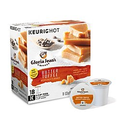 Keurig® Gloria Jean's® Butter Toffee 108-ct. K-Cup Pods Portion Pack