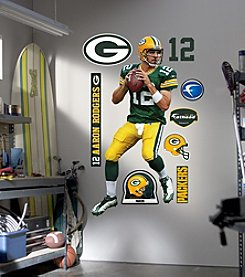 NFL® Green Bay Packers Aaron Rodgers Wall Graphic