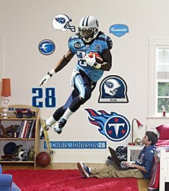 NFL® Tennessee Titans Chris Johnson Wall Graphic