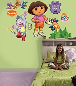 Fathead Dora, Backpack & Boots Wall Graphic