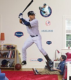 MLB® Derek Jeter Wall Graphic