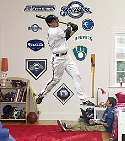 MLB® Milwaukee Brewers Ryan Braun Wall Graphic