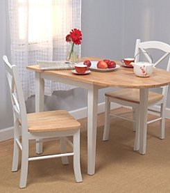TMS Tiffany Natural White Dining Collection