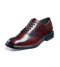 "Nunn Bush® Men's ""Macallister"" Saddle Shoes"