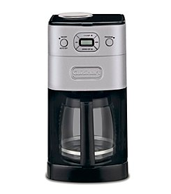 Cuisinart® Grind & Brew 12-Cup Automatic Coffeemaker + FREE Coffee Grinder see offer details