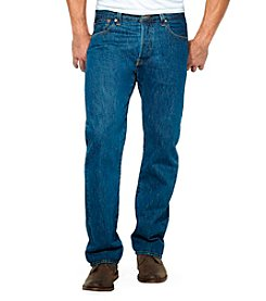 Levi's® Men's Big & Tall 501™ Original Fit Straight Leg Jeans