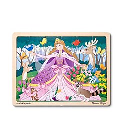 Melissa & Doug® 24 Piece Woodland Princess Jigsaw Puzzle