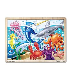 Melissa & Doug® 24-pc. Under the Sea Jigsaw Puzzle