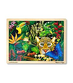 Melissa & Doug® 48 Piece Rainforest Jigsaw Puzzle