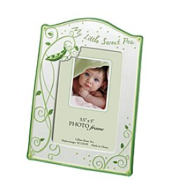 "Lillian Rose® Baby 3 ½x5"" ""Sweet Pea"" Frame"