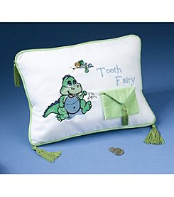 "Lillian Rose® Dinosaur ""Tooth Fairy"" Pillow"