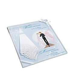 Lillian Rose® Bride Keepsake Handkerchief