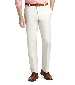 Izod® Men's Big & Tall American Classic Fit Flat Front Chinos