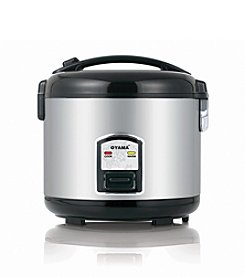 Oyama® 10-cup Stainless Steel Rice Cooker