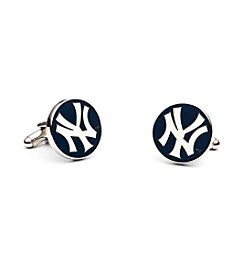 Cufflinks Inc MLB® New York Yankees Emblem Cufflinks