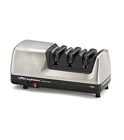 AngleSelect® Brushed Metal Diamond Hone® Sharpener