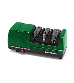 Chef's Choice Hunter Green Professional Sharpening Station®