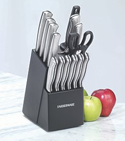 Farberware® 15-pc. Stainless Steel Cutlery Set