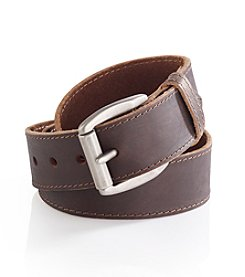 Levi's® Men's Brown Non-Reversible Belt