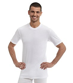 John Bartlett Statements Men's 3-pack Crew Tees - White
