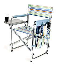 Picnic Time® St. Tropez Aluminum Outdoor Sports Chair