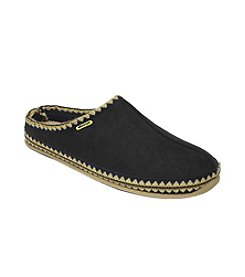 Deer Stags® Men's Black Wherever Indoor / Outdoor Slippers