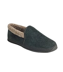 Deer Stags® Men's Strings Slippers - Gray