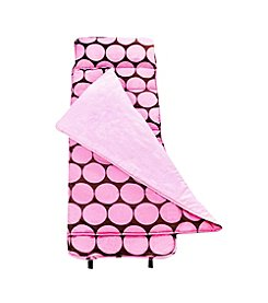 Wildkin Big Dots in Pink Nap Mat