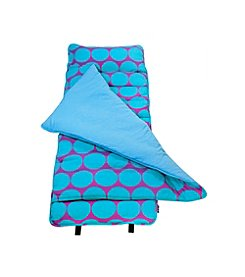 Wildkin Big Dots in Aqua Nap Mat