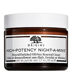Origins High Potency Night-A-Mins® Mineral-Enriched Oil-Free Renewal Cream