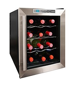 Vinotemp® 12-Bottle Thermoelectric Wine Cooler