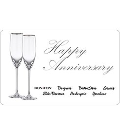 Gift Card - Happy Anniversary