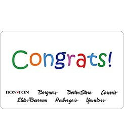 Gift Card - Congratulations