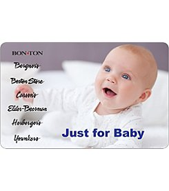 Gift Card - For Baby