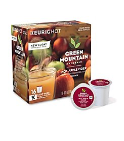 Keurig® Green Mountain Naturals™ Hot Apple Cider 16-ct. K-Cup Pods