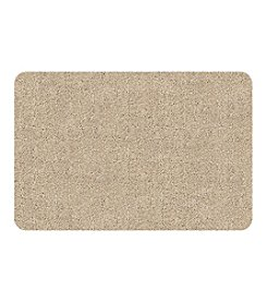 Bungalow Flooring DirtStopper Brown and White Mat