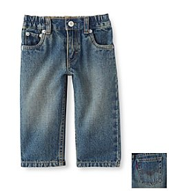 Levi's® 526™ Baby Boys' Medium Wash Loose Straight Jeans
