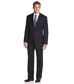 Michael Kors® Men's Solid Navy 2-Piece Suit
