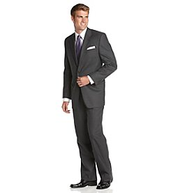 Lauren Ralph Lauren Men's Solid Charcoal 2-Piece Suit