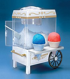 Nostalgia Electrics® Vintage Collection™ Carnival Style Snow Cone Maker