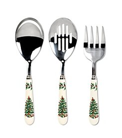 Spode® Christmas Tree 3-pc. Cutlery Set