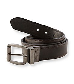 Levi's® Men's Black/Brown Reversible Belt